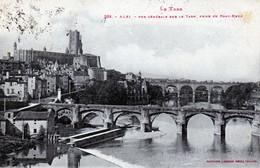 81 - ALBI - Vue Générale Sur Le Tarn - Le Pont Neuf - Albi