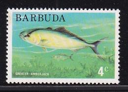 Barbuda 1974, Fish, Minr 189, MNH. Cv 5 Euro - Barbuda (...-1981)