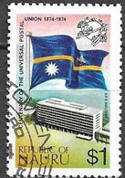 Nauru: 1973 U.P.U. - Nauru