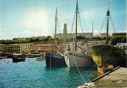 BREST - Les Bassins Du Port De Commerce  -  - Bâteaux De Pêche - Fischerei