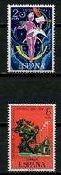 ESPAGNE 1974 N° 1866/1867 ** Neufs MNH Superbes Centenaire UPU Union Postale Oiseau - 1971-80 Nuovi