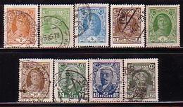 RUSSIA - UdSSR - 1927 - Timbre Courant - 15v Obl. Mi 339/353 - CV 15.00 - Used Stamps
