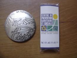 Grande Medaille De L'Ordre Du Conducteur ASSOCIATION PREVENTION ROUTIERE Ethylotest - Professionnels / De Société