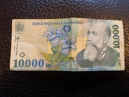 Roumanie 10 000 Lei - Romania