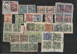 Chine Petit Lot De Timbres - 1912-1949 Republic