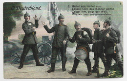GERMANY POSTKARTE TRIER 13.10.1915 MILITAIRE - Covers & Documents