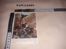 MIL01 ILLUSTRATORE BOCCASILE QUALE ORGOGLIO DEVE VIBRARE CAMICE NERE... NUOVA NON VIAGGIATA - Guerra 1939-45