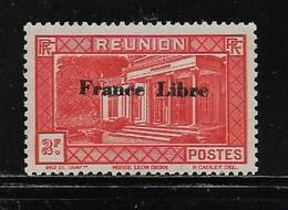 REUNION  ( FRCFA - 241 )  1943  N° YVERT ET TELLIER  N° 211  N** - Unused Stamps