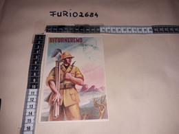 MIL01 ILLUSTRATORE BOCCASILE RITORNEREMO SOCIETA' NAZIONALE DANTE ALIGHIERI IV'' GIORNATA ITALIANI NEL MONDO - Guerra 1939-45