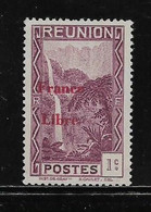 REUNION  ( FRCFA - 244 )  1943  N° YVERT ET TELLIER  N° 218  N** - Unused Stamps