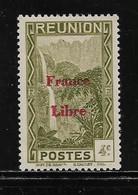 REUNION  ( FRCFA - 246 )  1943  N° YVERT ET TELLIER  N° 221  N** - Unused Stamps
