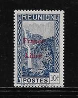 REUNION  ( FRCFA - 247 )  1943  N° YVERT ET TELLIER  N° 223  N** - Unused Stamps
