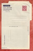 Nordrhodesien, LF Aerogramme, Koenig George, Ungebraucht (5417) - Northern Rhodesia (...-1963)