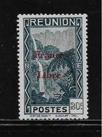 REUNION  ( FRCFA - 249 )  1943  N° YVERT ET TELLIER  N° 225  N** - Unused Stamps