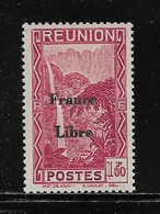 REUNION  ( FRCFA - 250 )  1943  N° YVERT ET TELLIER  N° 229  N** - Unused Stamps