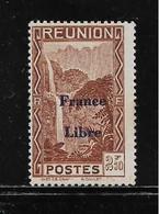 REUNION  ( FRCFA - 251 )  1943  N° YVERT ET TELLIER  N° 232  N* - Unused Stamps
