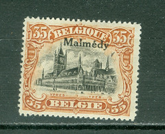 Belgique  OC  71  *  TB    Dentelé 15 - [OC55/105] Eupen/Malmedy