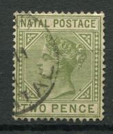 Natal Nr.51 I        O  Used        (001) - Natal (1857-1909)