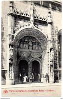 PORTUGAL - Porta Da Egreja Da Conceiçao Velha - LISBOA - Lisboa