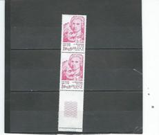 FRANCE  Lot De 2  N° 1990 **    YT  Valeur : 1.60 € - Ungebraucht