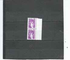 FRANCE  Lot De 2  N° 1969 **    YT  Valeur : 0.90 € - Ungebraucht