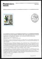 Italia/Italy/Italie: Bollettino Informativo Delle Poste, Giovani Esploratori, Young Explorers, Jeunes Explorateurs - Covers & Documents