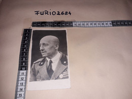 MIL01 GABRIELE D'ANNUNZIO IN DIVISA - Historical Famous People