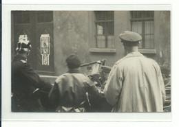Drittes Reich Foto-AK Nürnberg Wahlen 1933 Mit  NSDAP-Plakat - Political Parties & Elections