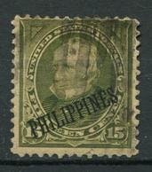 Philippinen Nr.215        O  Used        (337) - Philippinen