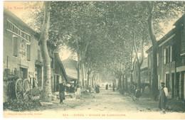 (81) Soual : Avenue De Labruguière (animée) - Other Municipalities