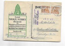 Ortskarte 1951 - Briefe U. Dokumente