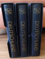 Bund Sammlung 1949 - 1991 - 3 KABE Bi-collect Alben - Postfrisch MNH Und Gestempelt Used - Unvollständig Incomplete - Collections
