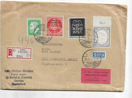 Brief Aus Bethel 1955 - Briefe U. Dokumente