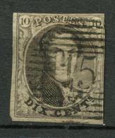 Belgien Nr.7        O  Used        (1198) - 1851-1857 Médaillons (6/8)