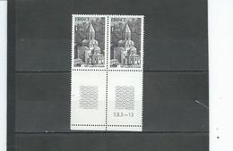 FRANCE    LOT DE 2  N°   1998   **    YT  Valeur : 1.40 € - Ungebraucht