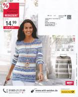 BRD / Bund Weiden Dialogpost DV 10.21 0,72 Euro 2021 Witt Mode Frau - Briefe U. Dokumente