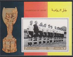Soccer- Football - KHOR FAKKAN - S/S MNH - Other