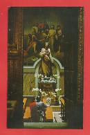 C.P.A « QUITO » Héritage De L'art Colonial Espagnol Dans La Cathédrale Et Musée Jolie Photo Animée   X2 Phots - Equateur