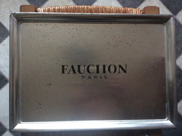 PLATEAU METAL  FAUCHON  Épicerie Fine - Otros