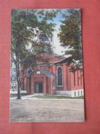 Methodist Church. Bound Brook.  New Jersey >       Ref 5233 - Unclassified