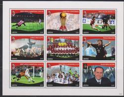 Soccer- Football - LIBERIA - Sheet MNH - Other