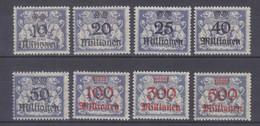 Danzig MiNr. 169-176 ** - Danzig
