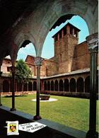 SAN JUAN De Las ABADESAS : Claustro Del Monasterio - Gerona