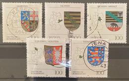 Bund Zegel Nrs 1712 - 1716   Used - Gebraucht