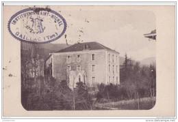 81 GAILLAC INSTITUTION SAINT MICHEL.VUE DE LA MAISON - Gaillac