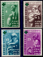 Suriname 1965 Geeen Cross Health Care 2108.2323 Pregnancy, Baby, Infant, Elderly - Other