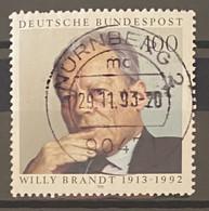 Bund Zegel Nrs 1706  Used - Gebraucht