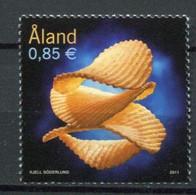 Finnland Alandinseln Finland Aland Islands Mi# 348 Postfrisch/MNH - Foods, Potato Chips - Ålandinseln