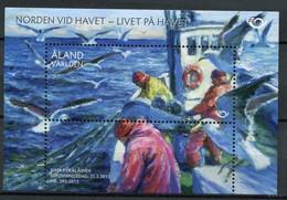 Finnland Alandinseln Finland Aland Islands Mi# Block 12 Postfrisch/MNH - NORDEN Fisheries - Ålandinseln