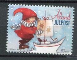 Finnland Alandinseln Finland Aland Islands Mi# 368 Postfrisch/MNH - Christmas - Ålandinseln